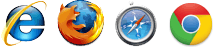 Browser Logo's