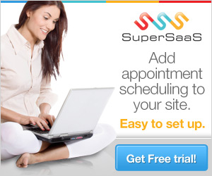 SuperSaaS Banner Medium Rectangle 300x250